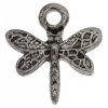 Pendant Small Dragonfly Pewter
